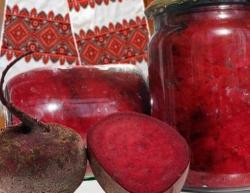 Как приготовить Заготовка борщевой заправки на зиму рецепт с фото