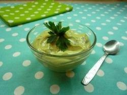 Кулинарный рецепт Авокадный майонез с фото