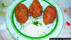 Кулинарный рецепт Гречаники с фото