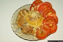 Рецепт Тефтельки в томатно-сливочном соусе с фото