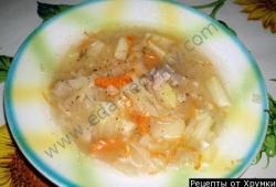 Кулинарный рецепт Верещака с хлебным квасом с фото
