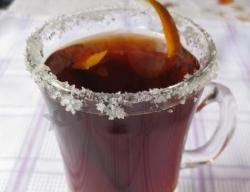 Кулинарный рецепт Глинтвейн зимний с фото