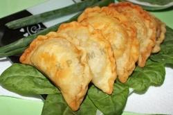 Пирожки Посикунчики рецепт с фото