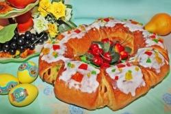 Как приготовить Пасхальный пирог рецепт с фото