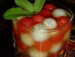 Кулинарный рецепт Винное желе Женская мечта с фото