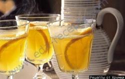 Как приготовить Глинтвейн с апельсином рецепт с фото