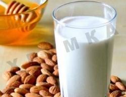 Кулинарный рецепт Миндальное молоко с фото