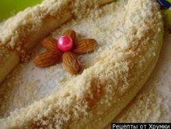 Медовые бананы с кунжутной посыпкой