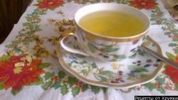 Как приготовить Чай с липой рецепт с фото