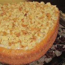 Кулинарный рецепт Банановый пирог в микроволновке с фото