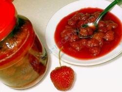 Как приготовить Варенье пятиминутка из клубники рецепт с фото