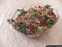 Кулинарный рецепт Лобио из красной фасоли с фото