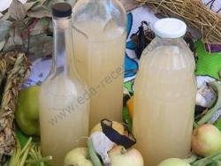 Яблочный уксус домашний рецепт с фото