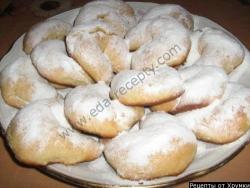 Рогалики дрожжевые рецепт с фото