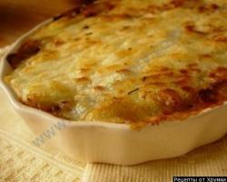 Кулинарный рецепт Валлийский пирог пастуха с фото