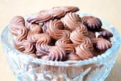 Венское шоколадное сабле от Пьера Эрме