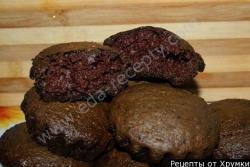 Кулинарный рецепт Маффины быстрые с фото