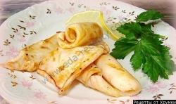 Кальмары маринованные рецепт с фото