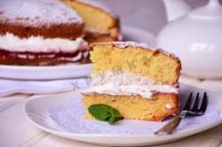Кулинарный рецепт Торт Виктория с фото