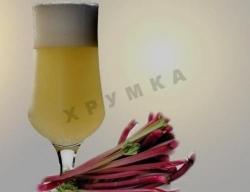 Как приготовить Квас из ревеня рецепт с фото