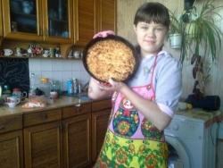 Кулинарный рецепт Торт Стаканник с фото