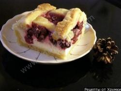 Вишневый чизкейк рецепт с фото