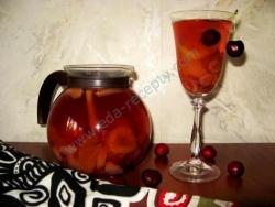 компот из свежих ягод рецепт