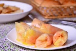 Рецепт Маринованные корейские голубцы с морковью с фото