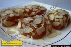 Рецепт Фруктовый мармелад (пхал ка халава) с фото