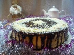 Кулинарный рецепт Торт Нутелла с фото