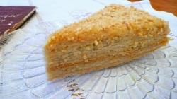 Кулинарный рецепт Торт Степка-растрепка с фото