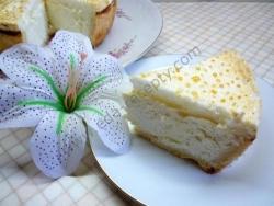 Творожный торт Слёзы ангела рецепт с фото