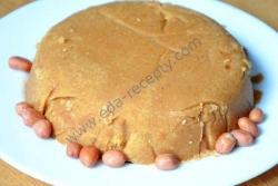 Халва из арахиса рецепт с фото