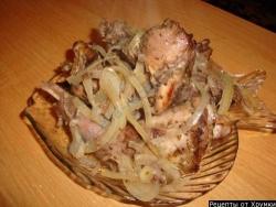 Шашлык из кролика рецепт приготовления с фото