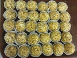 Кулинарный рецепт Мятные шарики с фото