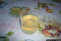 Компот из лимонов рецепт приготовления с фото