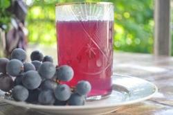 Виноградный компот из изабеллы рецепт с фото
