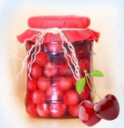 Компот из вишни на зиму рецепт приготовления