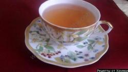 Как приготовить Имбирный чай с чесноком рецепт с фото