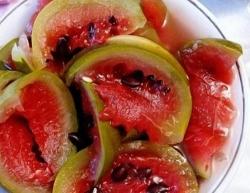 Как приготовить Засолка арбузов в бочке рецепт с фото