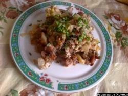 Шашлык в рукаве рецепт приготовления с фото