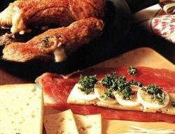 Кулинарный рецепт Шницель по-датски с фото