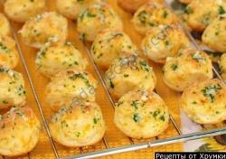 Кулинарный рецепт Пирожки с окороком и горошком с фото