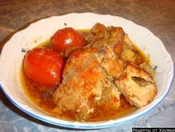 Кулинарный рецепт Жаркое из свинины по-нашему с фото