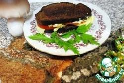 Горячие бутерброды из горячей испанской осени