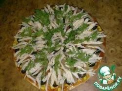 """Пицца """"Кантри"""""""