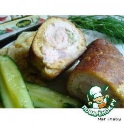 Свинина аппетитная по-белорусски