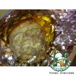 Свиная рулька запеченная в фольге