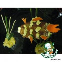 Котлетки  рыбные