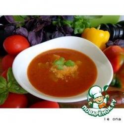 """Томатный суп """"Мираж"""""""